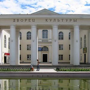 Дворцы и дома культуры Заводоуковска