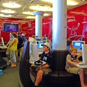 Интернет-кафе Заводоуковска