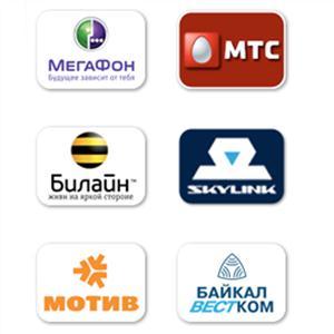 Операторы сотовой связи Заводоуковска