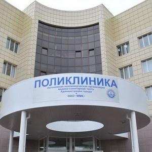 Поликлиники Заводоуковска