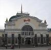 Железнодорожные вокзалы в Заводоуковске