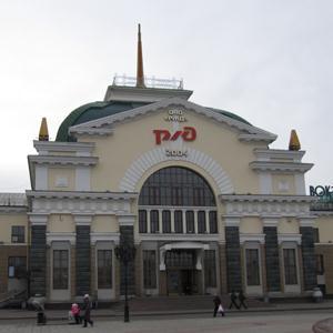 Железнодорожные вокзалы Заводоуковска